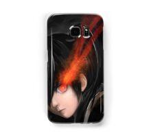 Burning Eyes Flaming Fist Samsung Galaxy Case/Skin