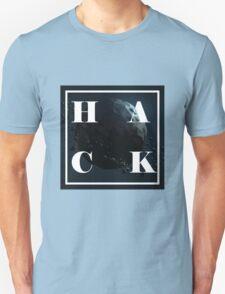 Hack the world Unisex T-Shirt