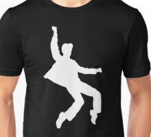 White Elvis Unisex T-Shirt