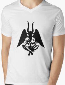 Incubus Stencil Mens V-Neck T-Shirt