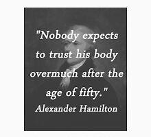Hamilton - Age of Fifty T-Shirt