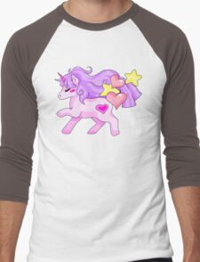 Unicorns have more fun Men's Baseball ¾ T-Shirt