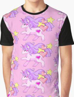Unicorns have more fun Graphic T-Shirt