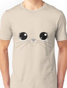 Selkie with whiskers Unisex T-Shirt