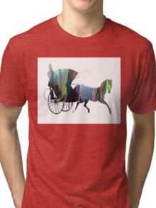 Carriage Tri-blend T-Shirt