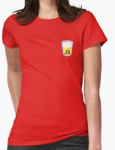 BeerJs  Womens Fitted T-Shirt