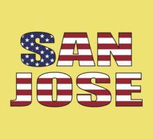 San Jose. Kids Tee
