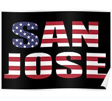 San Jose. Poster