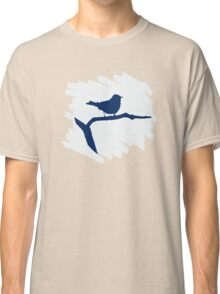 Blue Bird Silhouette Classic T-Shirt