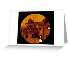 Olden House Greeting Card