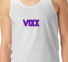 VIXX k-pop blue and red Tank Top
