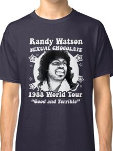 Randy Watson 1988 World Tour Classic T-Shirt