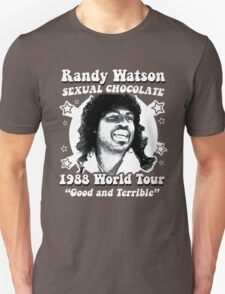 Randy Watson 1988 World Tour T-Shirt