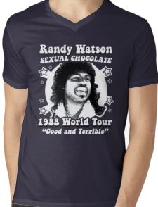 Randy Watson 1988 World Tour Mens V-Neck T-Shirt