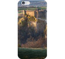 Sunset at Carreg Cennen Castle  iPhone Case/Skin