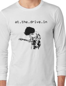 At. The. Drive. In. Long Sleeve T-Shirt