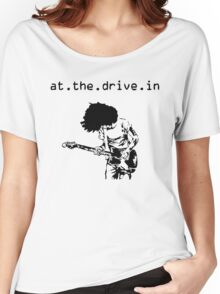 At. The. Drive. In. Women's Relaxed Fit T-Shirt