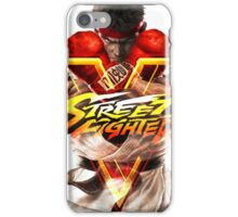 Ryu SFV iPhone Case/Skin