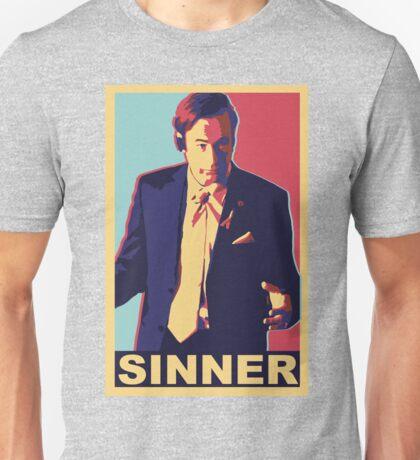 Breaking Bad: Saul Goodman, SINNER Unisex T-Shirt