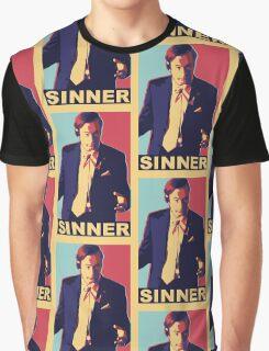 Breaking Bad: Saul Goodman, SINNER Graphic T-Shirt