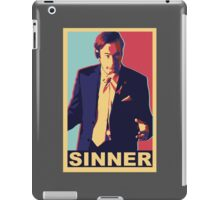 Breaking Bad: Saul Goodman, SINNER iPad Case/Skin