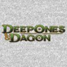 Deep Ones and Dagon by wonderjosh