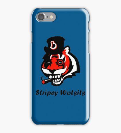 STRIPEY WOTSITS iPhone Case/Skin