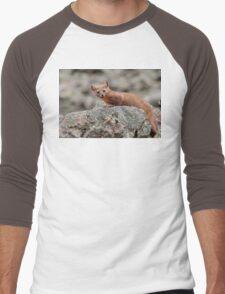 Weasel Men's Baseball ¾ T-Shirt