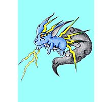 Bolt Carbuncle Photographic Print