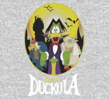 COUNT DUCKULA Kids Tee