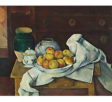 Paul Cezanne - Still Life with Commode  1887 - 1888 Photographic Print
