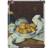 Paul Cezanne - Still Life with Commode  1887 - 1888 iPad Case/Skin
