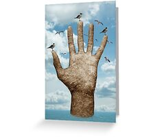 Peace That Surpasses All Understanding Greeting Card
