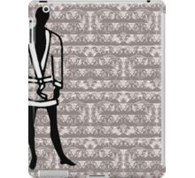 Nocturnal Animal In Robe iPad Case/Skin