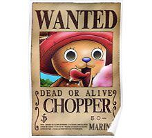 wanted chopper Poster