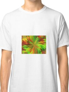 Abstract Colours Classic T-Shirt