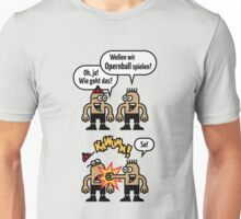 Cartoon: Wiener Opernball Unisex T-Shirt
