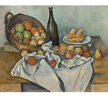 Paul Cezanne - The Basket of Apples  1893 Photographic Print
