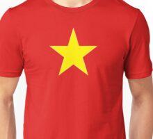 Yellow Star Unisex T-Shirt