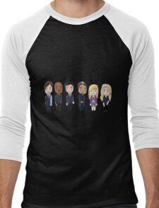 BAU unit Criminal minds Men's Baseball ¾ T-Shirt