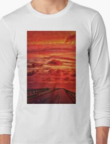 Journey Through Time Long Sleeve T-Shirt