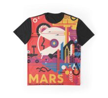 A Mars Mission (NASA/JPL) Graphic T-Shirt