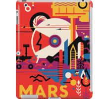 A Mars Mission (NASA/JPL) iPad Case/Skin