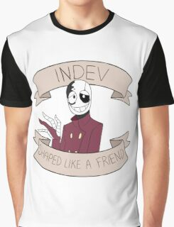 Shaped like a Friend Graphic T-Shirt