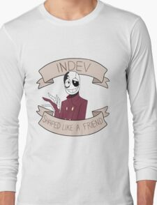 Shaped like a Friend Long Sleeve T-Shirt