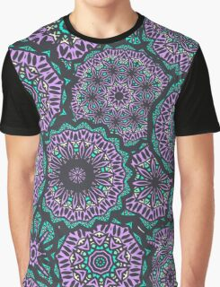 Card with mandalas Graphic T-Shirt