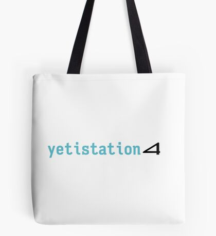 YetiStation 4 Tote Bag