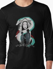 Spirited Long Sleeve T-Shirt