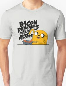 Bacon Pancakes - Adventure Time T-Shirt