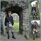 How to wear a kilt by ©The Creative  Minds